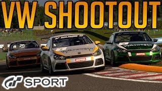 Gran Turismo Sport: Scirocco Shootout