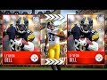 110 OVERALL LE'VEON BELL! MADDEN MOBILE 18 NEW TRAIN PLAYERS FEATURE & GAMEPLAY!