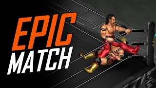 FPWW PS4 PRO - OKADA VS NAKAMURA At NXT TakeOver! (PlayStation 4 Pro 1080P 60 FPS Gameplay)