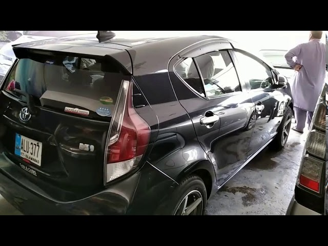 Toyota Aqua S 2015 for Sale in Lahore