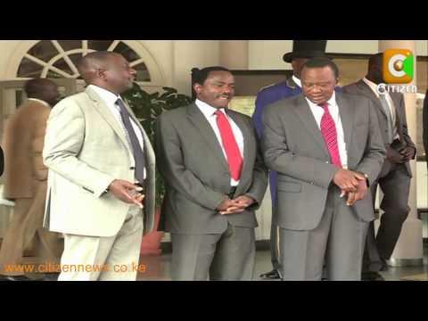 The Kibaki Succession: Ruto Factor