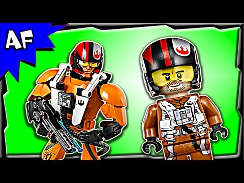 Vidéo LEGO Star Wars 75115 : Poe Dameron