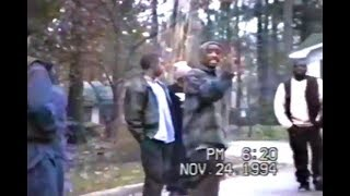 2Pac - Outlawz & Family Thanksgiving 1994 (Full Tape)