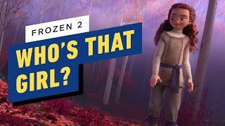 Frozen 2: That's (Probably) Not Elsa's Girlfriend
