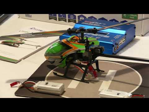 REVIEW AND UNBOXING EACHINE E130 HELICOPTER