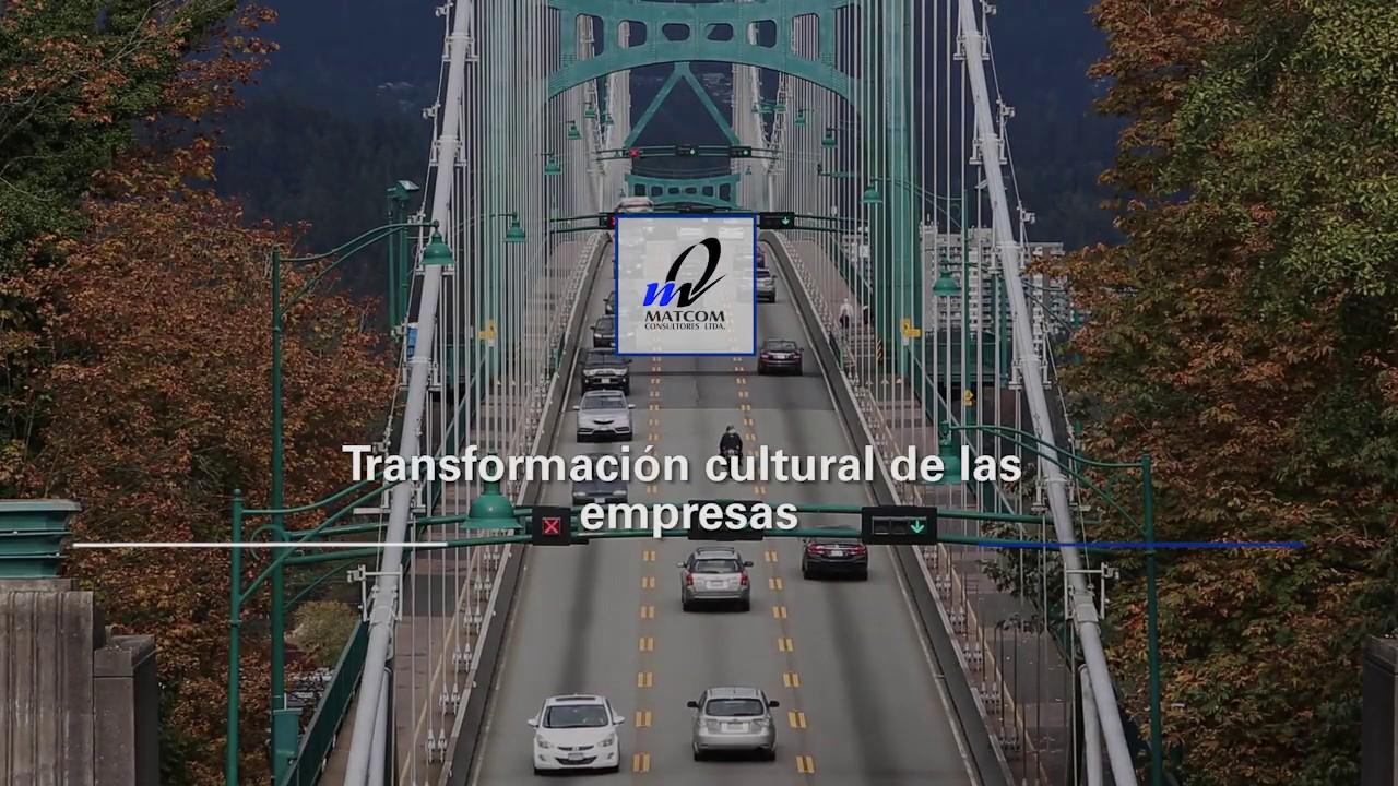 Transformación cultural de las Empresas