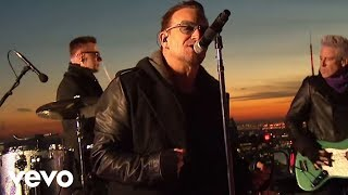 U2   Invisible (Live On The Tonight Show)