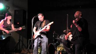 Johnny Cash Folsom Prison/Ring of Fire cover by Jim Sangl w/Love Addiction