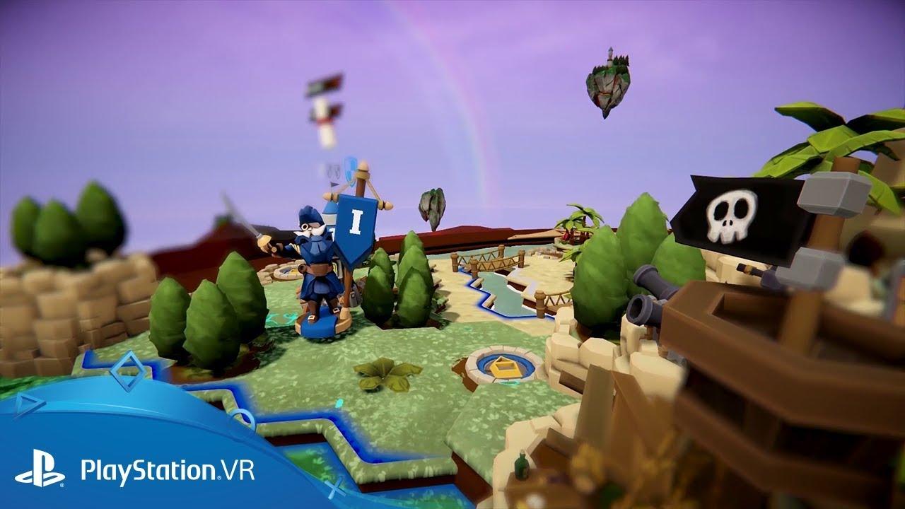VR-Strategiespiel Skyworld VR erscheint Anfang 2019 für PSVR