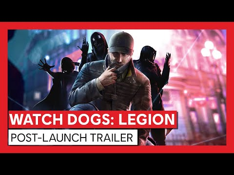 Watch Dogs: Legion Post-Launch Content & Season Pass Trailer