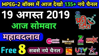 free dish tv channels setting 2019 new - TH-Clip