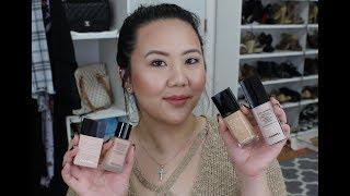 Chanel Makeup 101   Chanel Foundations 101   DreDreDoesMakeup