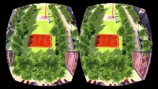 Один из аттракционов Oculus Rift  Ощущения реальности 100%