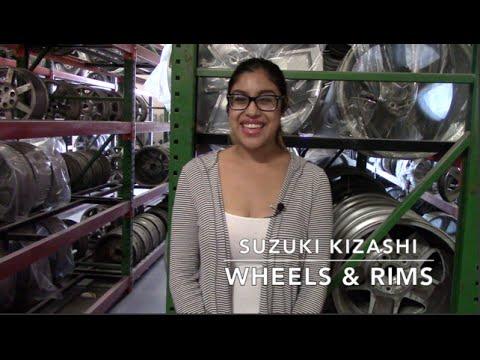 Factory Original Suzuki Kizashi Wheels & Suzuki Kizashi Rims – OriginalWheels.com