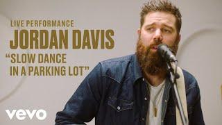 "Jordan Davis - ""Slow Dance in a Parking Lot"" Live Performance   Vevo"