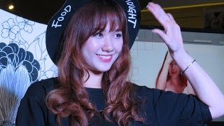 Hariwon Lovely Active Sexy live at SC ViVo City 18/10/2015