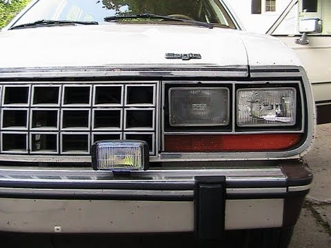 1986 AMC Eagle Limited Wagon Quick Look
