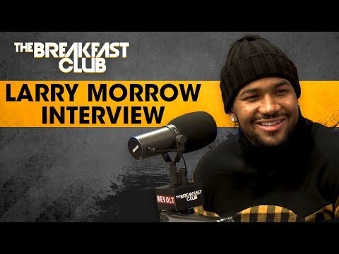 Larry Morrow Talks Becoming An Entrepreneur, His New Book 'All Bets On Me' + More