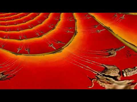 Ambient Music Visual – Dali Ambiance