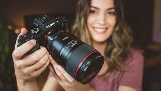 Canon User Shoots on Sony! Sony A7II Review