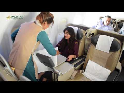 Vlog | Take a look inside PIA's Boeing 777 300 ER
