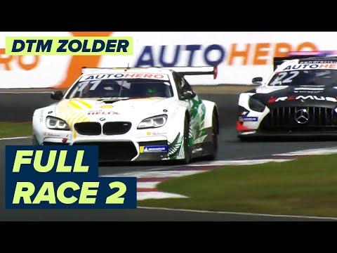 DTM ゾルダー・サーキット(ベルギー) レース2のライブ配信動画