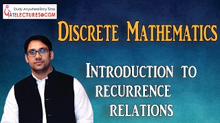Discrete Mathematics 01 Introduction to recurrence relations