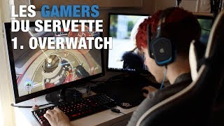 Les gamers du Servette: Overwatch
