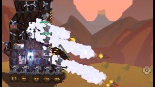 Vast Rocket Spam On Vast Mountains - Forts Mp 4v4  15