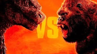 Kong Skull Island Alternate Opening And Ending + Godzilla Vs King Kong Release Date Revealed