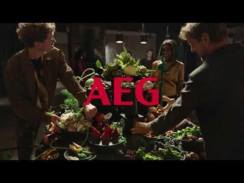 Spotřebiče AEG - více než očekáváte