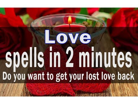 Love spells in 2 minutes , free love spells that work fast, Call :- +91-8054260441