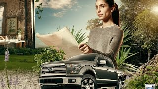 CINEMAGRAPHS FOR FORD F-150.