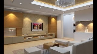 Top 48 Modern, Luxurious Living Room Interiors- Plan N Design