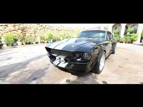 1968 Ford Mustang Restomod build from Prestige Motorsports