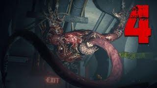 Showdown With The Licker! - Resident Evil 2 Remake Full Walkthrough Part 4 (RE2 Leon)
