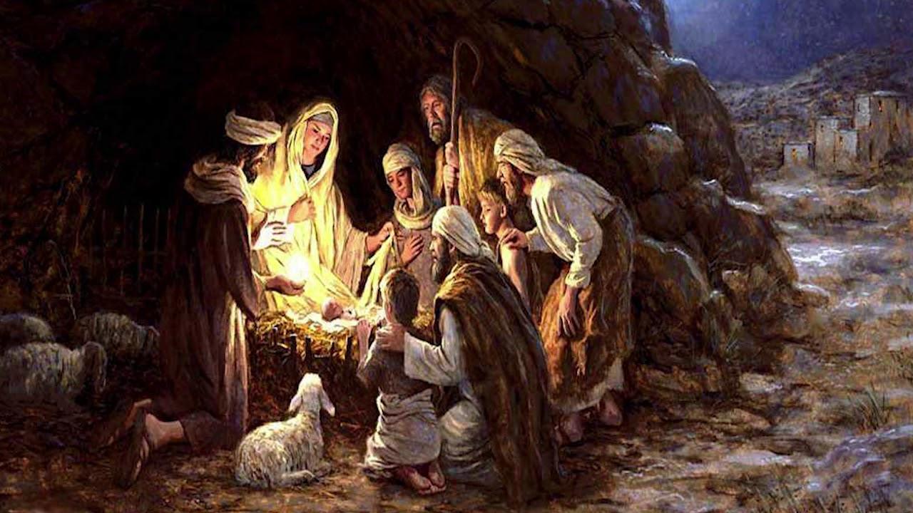Povestea grăjdarului din Betleem – scenetă radiofonică