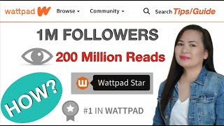 How To Get More Reads and Followers on Wattpad | The Writer's Guide to Wattpad