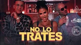 No Lo Trates - Natti Natasha - Daddy Yankee - PitBull | MrTr.Long | Dancefit