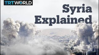 The Syrian war: Everything you need to know - Video Youtube