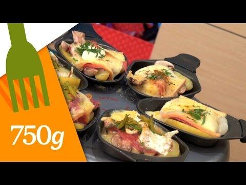Recette de la Raclette - 750g