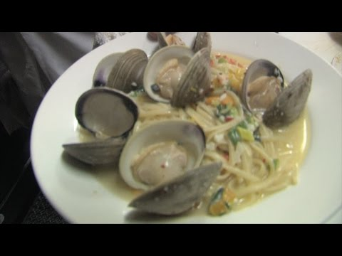 Best ever Linguini with clam sauce dinner recipe| pasta recipe  | seafood recipe  | Italian recipe