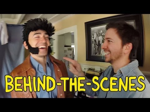 X-Men: Days of Future Past Trailer - Homemade Behind the Scenes