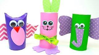 Рукоделие для малышей, делаем игрушки своими руками