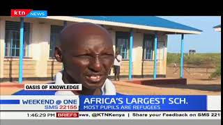 Africa's largest school in Turkana West sub county