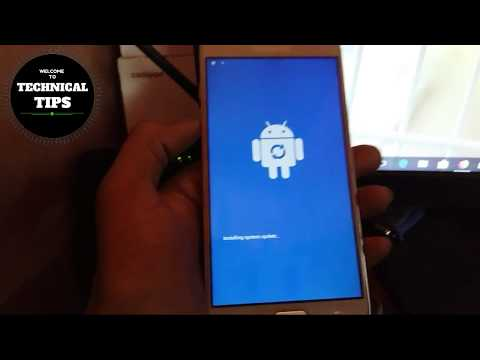 Samsung j710f touch not working after update solution with flash