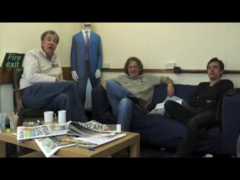 The presenters intro to episode 7 | series 18 | Top Gear | BBC