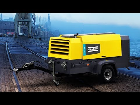 Has your mobile air compressor got PACE? Choosing the versatile air compressor - zdjęcie