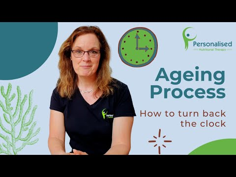 How to slow down the ageing process (Voice)