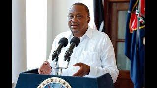 Uhuru reshuffles Cabinet - VIDEO